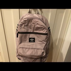 adidas backpack never used